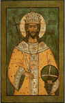 Icon: Christ the King of Kings - S721