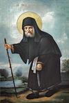 Icon: Holy Venerable Seraphim of Sarov - SF07