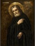 Icon: Holy Venerable Seraphim of Sarov - SF42