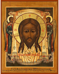 Icon of Christ Not-Made-by-Hands- SN34