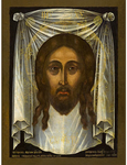 Icon of Christ Not-Made-by-Hands- SN43