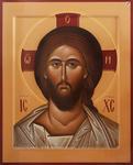 Icon: Christ Pantocrator - O1