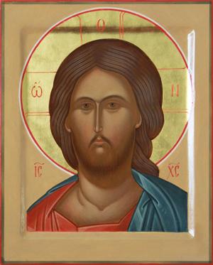 Icon: Christ Pantocrator - O2