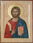 Icon: Christ Pantocrator - O3