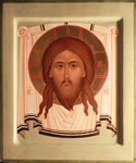 Icon of Christ Not-Made-by-Hands- O5