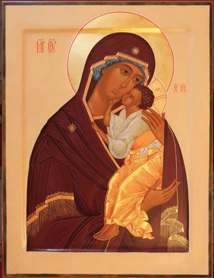Icon: Most Holy Theotokos Yaroslavl' - O