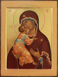 Icon: Most Holy Theotokos of Don - O