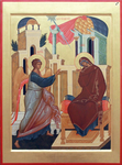 Icon: Annunciation of the Most Holy Theotokos - O