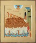 Icon: Holy Forty Martyrs of Sebastia - O