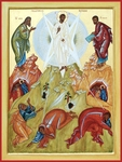 Icon: Transfiguration of the Lord - O2