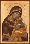 Icon: Most Holy Theotokos of Yaroslavl' - O