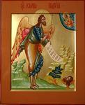 Icon: St. John the Baptist - O2