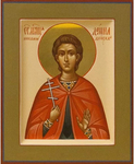 Icon - Holy Martyr Domna of Nicomedia - O