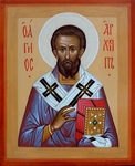 Icon: Holy Apostle Arkhipp - O