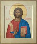 Icon: Christ Pantocrator - O