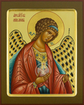 Icon: Holy Archangel Michael - O5