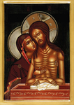 Icon: Weep Not For Me, o Mother - O2