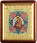 Religious icons: the Most Holy Theotokos of the Burning Bush - 6