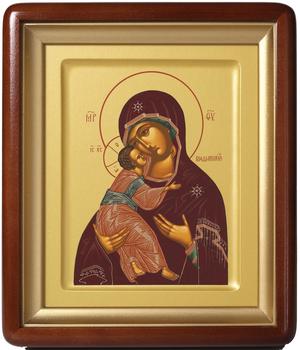 Religious icons: the Most Holy Theotokos of Vladimir - 9