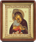 Religious icons: the Most Holy Theotokos It Is Truly Meet - 7