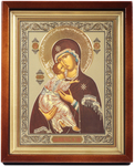 Religious icons: the Most Holy Theotokos of Vladimir - 10