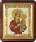 Religious icons: the Most Holy Theotokos It Is Truly Meet - 6