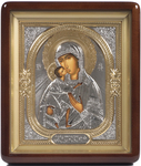 Religious icons: the Most Holy Theotokos of Theodorov - 4