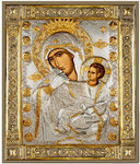 Religious icons: the Most Holy Theotokos the Joy and Consolation - 1