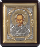 Religious icons: St. Nicholas the Wonderworker - 27