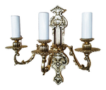Church wall lamp no.3 (3 lights)