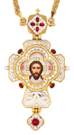 Pectoral cross - A391 (red)
