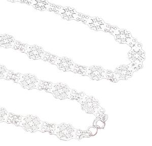 Pectoral cross chain no.222L