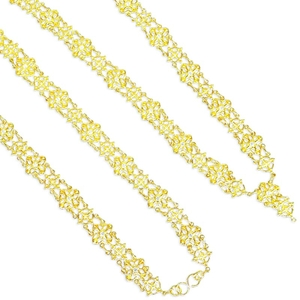 Pectoral cross chain no.227