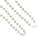 Pectoral cross chain no.243