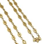 Pectoral cross chain no.280