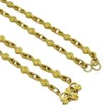 Pectoral cross chain no.285