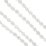 Pectoral cross chain no.298L