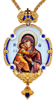 Bishop panagia - A1595