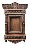 Icon carved kiot - U2