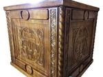 Carved Holy table vestment - U1