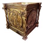 Carved Holy table vestment - U2