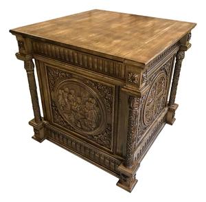 Carved Holy table vestment - U4