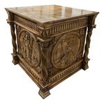 Carved Holy table vestment - U6