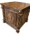 Carved Holy table vestment - U7