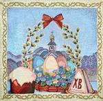 Tapestry Paschal napkin - 2
