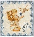 Tapestry Paschal napkin set - 7
