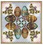 Tapestry Paschal napkin set - 9