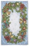 Tapestry Nativity napkin - 23