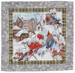 Tapestry Nativity napkin - 24