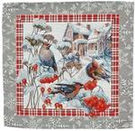 Tapestry Nativity napkin - 25